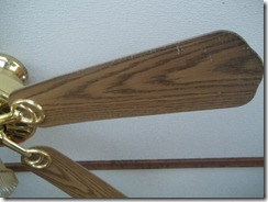 Cleaning A Ceiling Fan Without The Dust Storm Life After