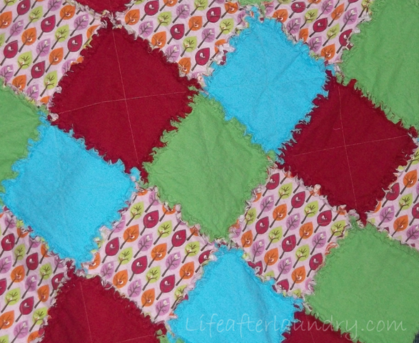 Sew Better Rag Quilt Tips Life After Laundry