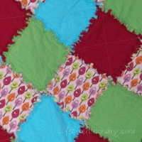 Sew Better: Rag Quilt Tips