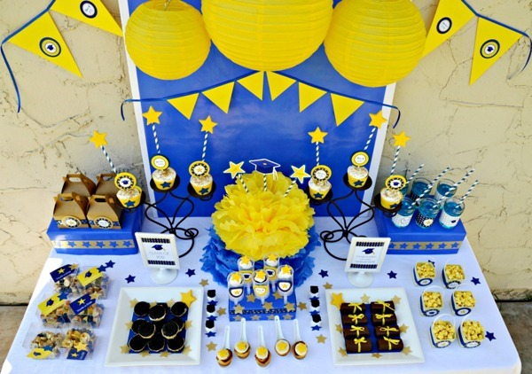 Graduation Party Decorating Ideas 25 graduation ideas: gifts, food and decoration - life after laundry