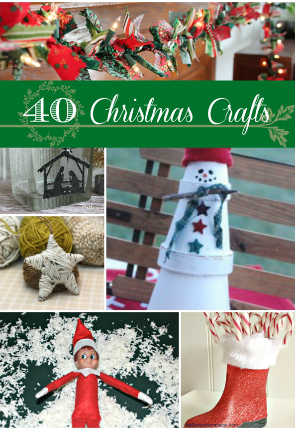 40 Christmas Crafts