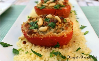 Roasted-Tomatoes-with-Gorgonzola-and-Garlic-3-e1374113034378