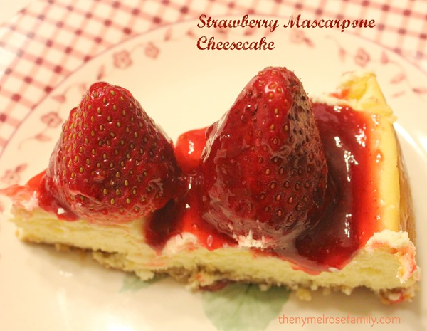 Strawberry-Mascarpone-Cheesecake-Recipe