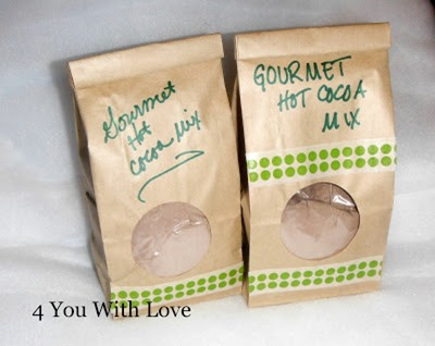 gourmet hot cocoa mix