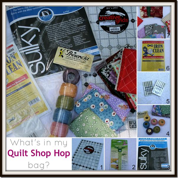 shop hop 5 Collage