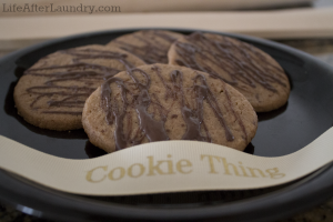 Making the Perfect Mint Chocolate Cookies with The Cookie Thing
