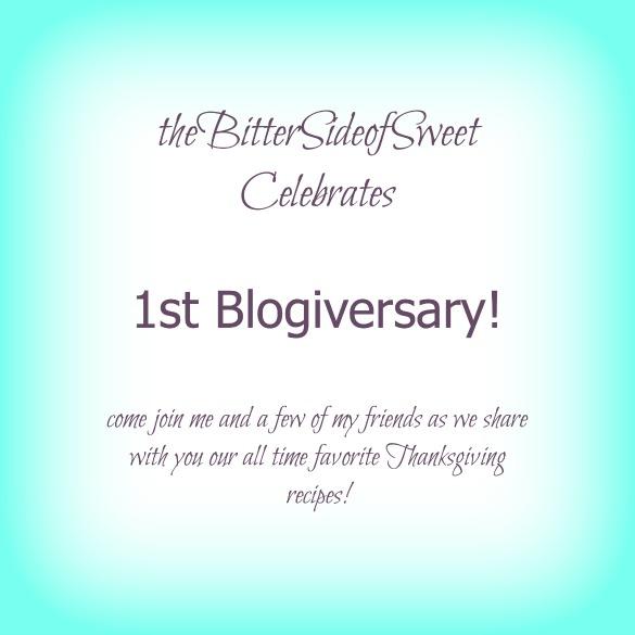 Blogiversary Pic