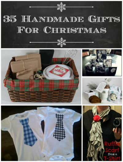 Handmade Gifts for Christmas Collection