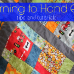 Learning to Hand Quilt Featured Image