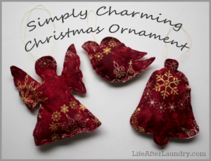 Simply Charming Christmas Ornaments {$155 Amazon Gift Card Giveaway}