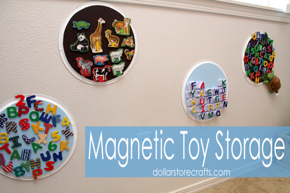 magnetic-toy-storage-pizza pans