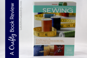 The Complete Photo Guide to Sewing Book Review