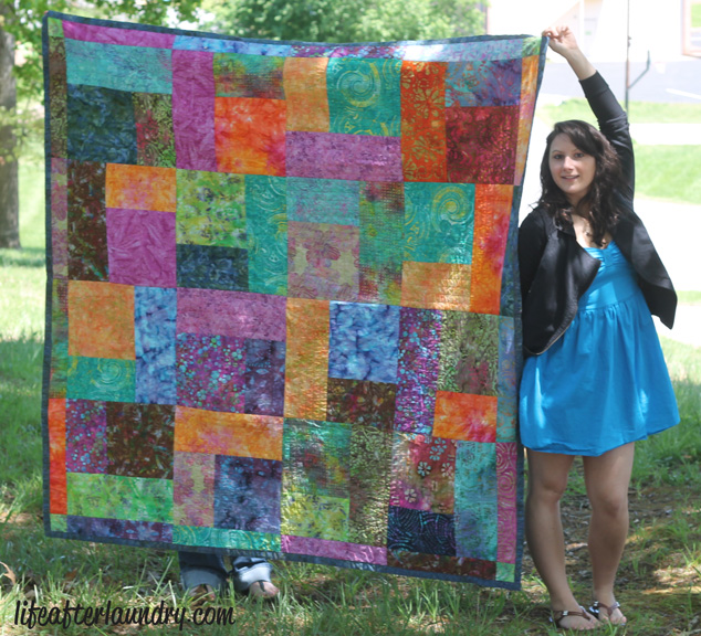 Turning Twenty Quilt - Life After Laundry : free turning twenty quilt pattern - Adamdwight.com