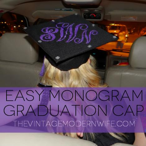 monogram-cap