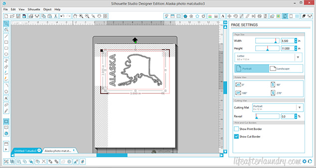 printing-and-cutting-photo-mat