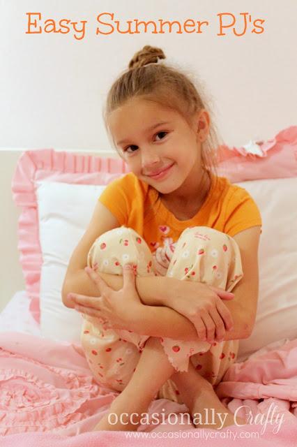 Summer Pajama Pants 3