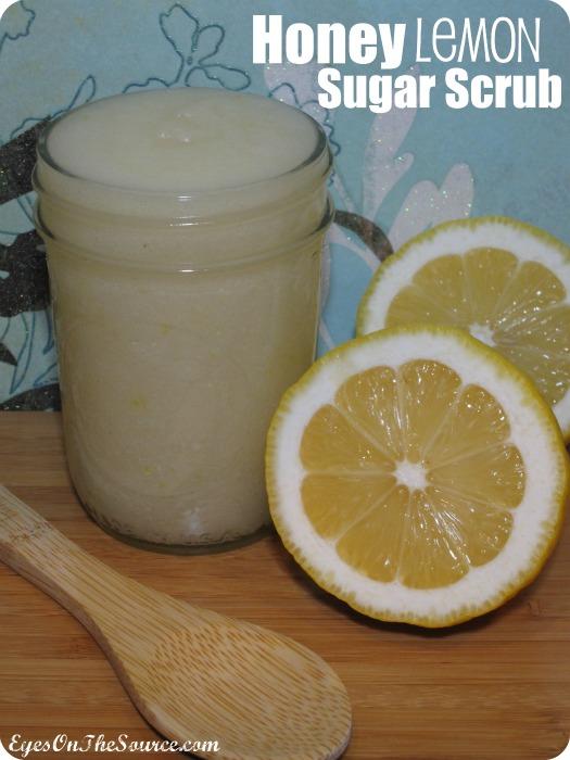Honey-Lemon-Sugar-Scrub