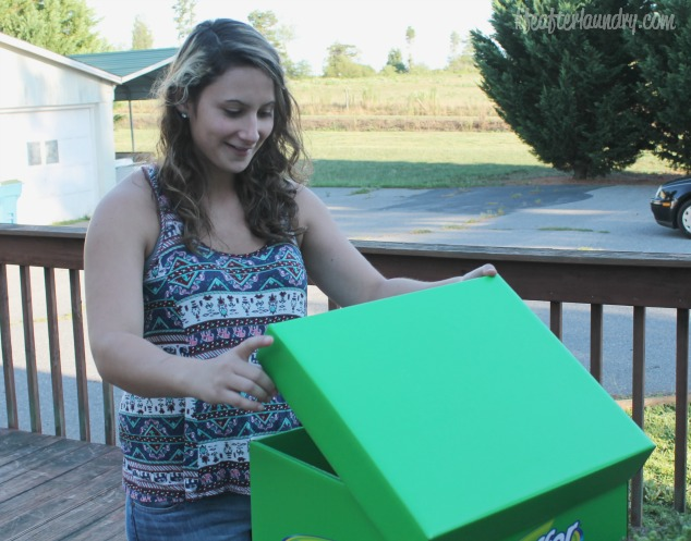 ruth's big green box