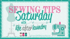 Sewing Tips Saturday: Learn Your Machine