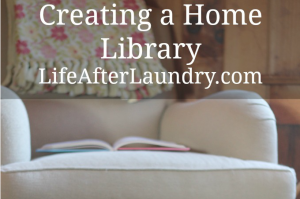 Creating a Home Library