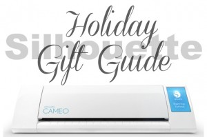 Silhouette Holiday Gift Guide