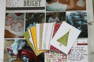 Three Ways to Use the Hello December Project Life Collection