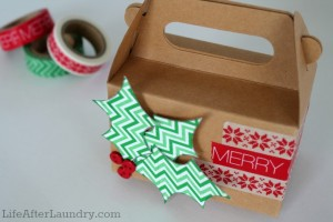 Washi Tape Christmas Book Review