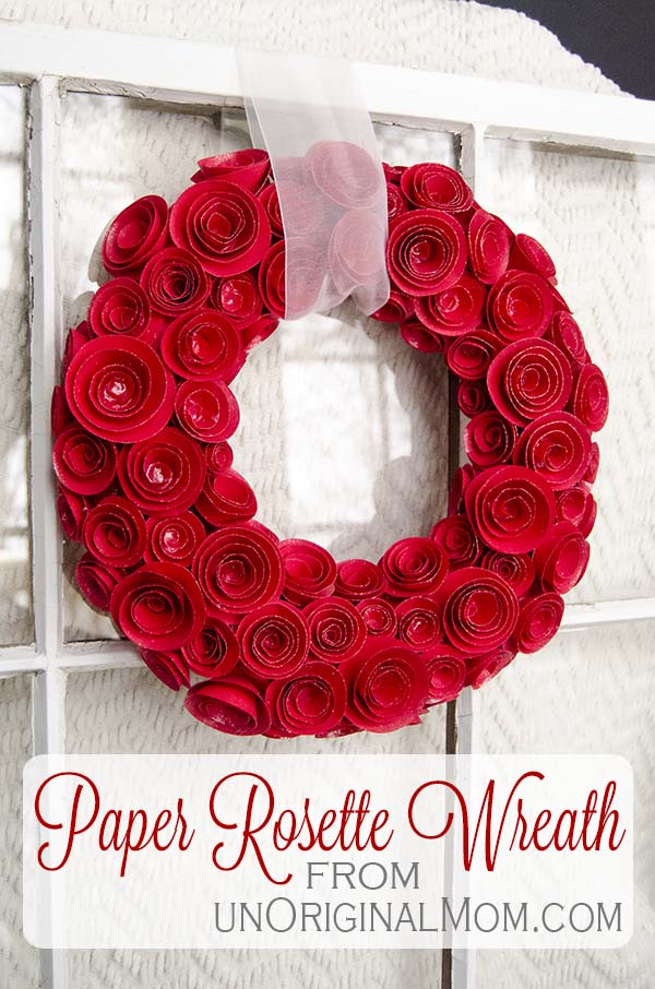 12 DIY Wreaths For Valentines Day