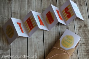 Layers of Gratitude Paper Pumpkin Box & Giveaway