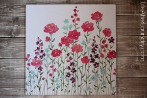Turn Scrapbook Paper Into Beautiful Home Decor