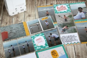 Let's Get Away Project Life Collection by Stampin' Up!