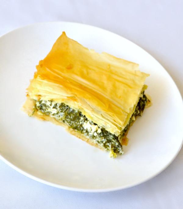 Spinach-Feta-Pie