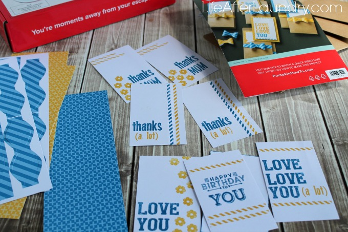 Stamping the Love You A Lot Cards