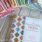 The Farmer's Wife 1930's Sampler Quilt Sew- Along