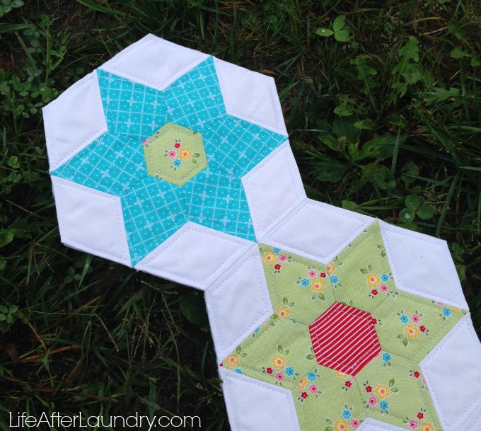 Starpoint TableRunner Tutorial via lifeafterlaundry
