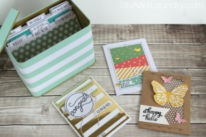 A Great Way to Start Card Making {Giveaway}