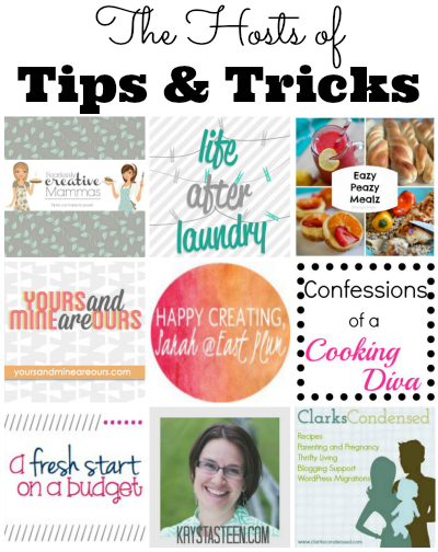 Tips & Tricks Linkup #5
